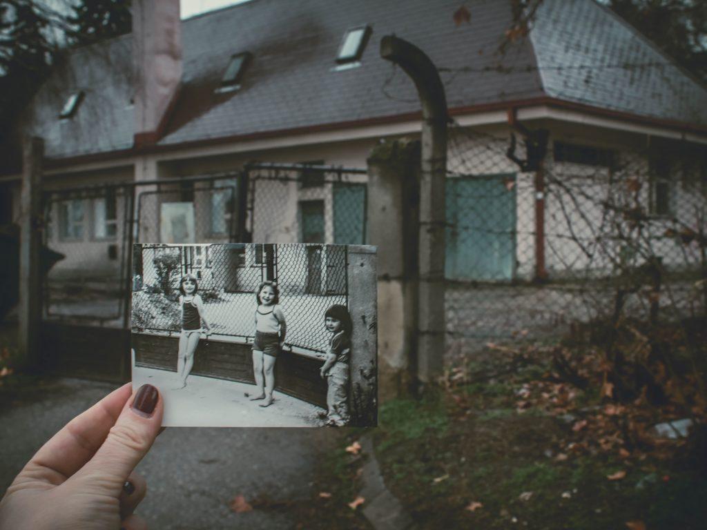 photo du passé
