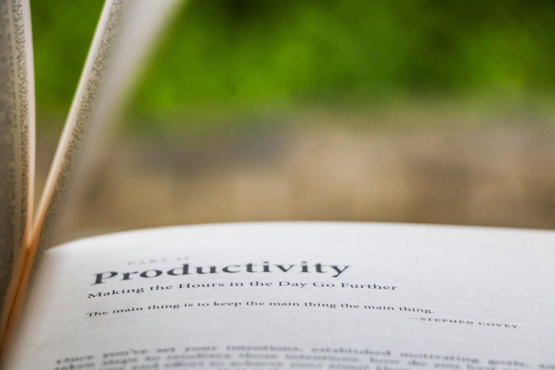 Quelques secrets de productivité de personnes qui ont réussit.