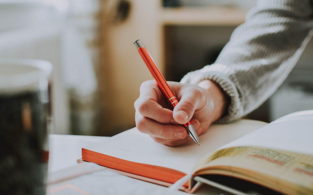 Pas de temps pour écrire ? Essayez le journal minimaliste